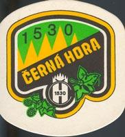 Beer coaster cerna-hora-4