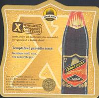 Pivní tácek cerna-hora-64-zadek