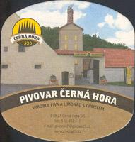 Beer coaster cerna-hora-69-zadek