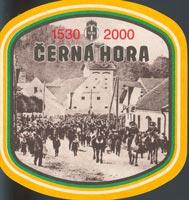 Beer coaster cerna-hora-7