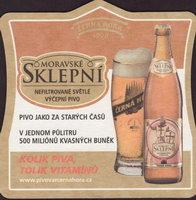 Pivní tácek cerna-hora-71-zadek-small