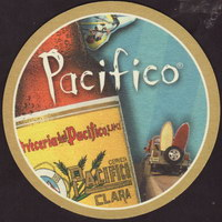 Beer coaster cerveceria-del-pacifico-3-small