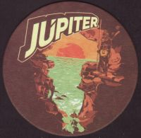 Beer coaster cervejaria-jupiter-1-small