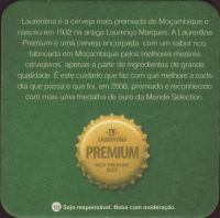 Beer coaster cervejas-de-mocambique-2-zadek-small