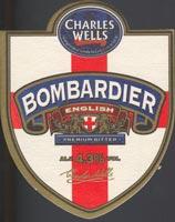 Pivní tácek charles-wells-10-oboje