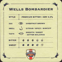 Pivní tácek charles-wells-20-zadek-small
