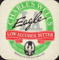 Pivní tácek charles-wells-25-small