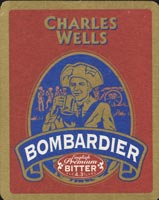 Pivní tácek charles-wells-4