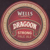 Pivní tácek charles-wells-46-small