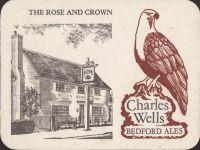 Pivní tácek charles-wells-49-small