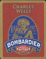 Pivní tácek charles-wells-5