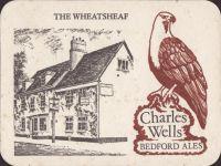 Pivní tácek charles-wells-50-small
