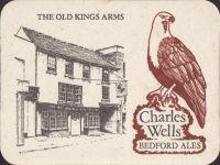 Pivní tácek charles-wells-52-small