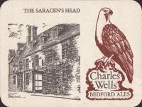 Pivní tácek charles-wells-53-small
