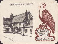 Pivní tácek charles-wells-54-small