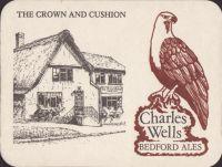 Pivní tácek charles-wells-56-small