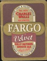 Pivní tácek charles-wells-6