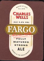 Pivní tácek charles-wells-7