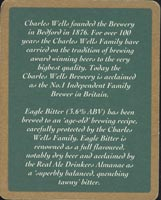Pivní tácek charles-wells-8-zadek