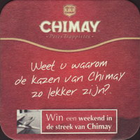 Pivní tácek chimay-11-small