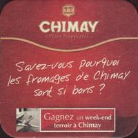 Pivní tácek chimay-18-small