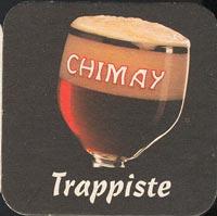 Pivní tácek chimay-2
