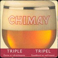 Pivní tácek chimay-3
