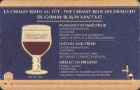 Pivní tácek chimay-30-small