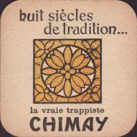 Beer coaster chimay-33-small