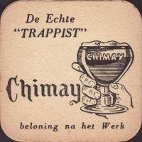 Beer coaster chimay-33-zadek-small