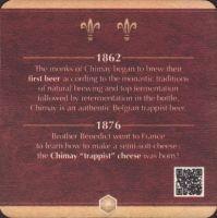 Beer coaster chimay-34-zadek-small