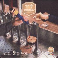 Beer coaster chimay-35-small