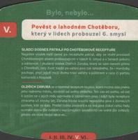 Pivní tácek chotebor-5-zadek-small