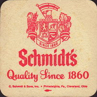 Beer coaster christian-schmidt-brewing-co-3-oboje-small