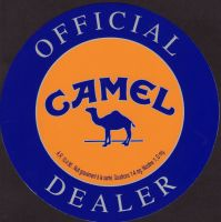 Beer coaster ci-camel-5-small