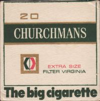 Beer coaster ci-churchmans-1-small