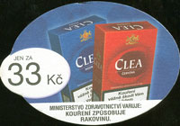 Beer coaster ci-clea-1