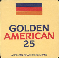 Beer coaster ci-golden-american-1-oboje