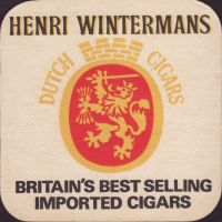 Beer coaster ci-henri-wintermans-5-oboje-small