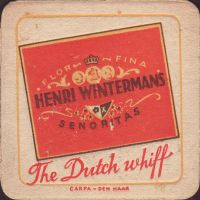 Beer coaster ci-henri-wintermans-6-small