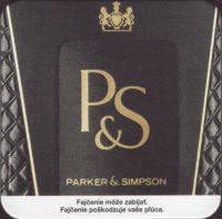 Beer coaster ci-parker-simpson-1-small