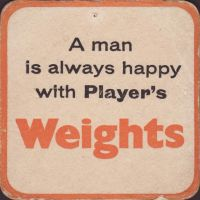 Beer coaster ci-players-weights-1-oboje-small