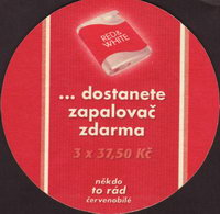 Beer coaster ci-red-and-white-2-zadek-small