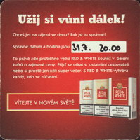 Beer coaster ci-red-and-white-7-zadek-small