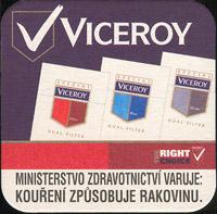 Beer coaster ci-viceroy-1