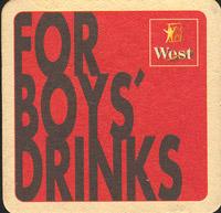 Beer coaster ci-west-3-zadek-small