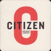 Pivní tácek citizen-1-small