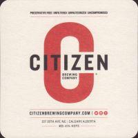 Pivní tácek citizen-1-zadek-small
