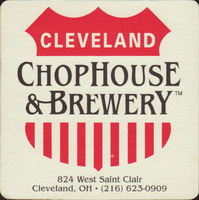 Beer coaster cleveland-chophouse-and-brerewery-1-oboje-small