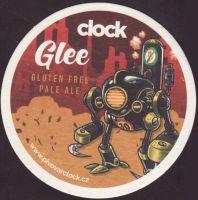 Beer coaster clock-18-small